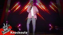 Πέτρος Γιαλαμάς - Fairytale Gone Bad | 2o Knockout | The Voice of Greece