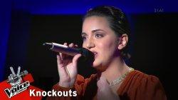 Λεονάρντα Καλοφώνου - Never enough | 3o Knockout | The Voice of Greece