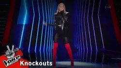 Κωνσταντίνα Κούτρα - Break My Heart | 2o Knockout | The Voice of Greece