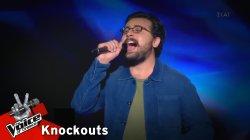 Γρηγόρης Ματσούρης - Iron Sky | 2o Knockout | The Voice of Greece