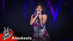 Ζωή Μουράτογλου - Lady Marmalade | 2o Knockout | The Voice of Greece