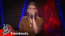 Έλενα Παπανικολάου - Δυο μέρες μόνο | 2o Knockout | The Voice of Greece
