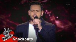 Νίκος Παπουτσής - Όνειρο απατηλό | 2o Knockout | The Voice of Greece