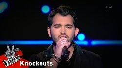 Μάριος Πασιαλής - Νόημα | 3o Knockout | The Voice of Greece