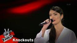 Ειρήνη Περικλέους - Me voy | 3o Knockout | The Voice of Greece