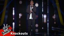 Σταύρος Πηλιχός - Confide in Me | 2o Knockout | The Voice of Greece
