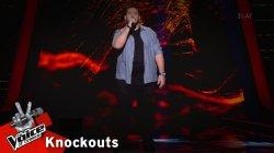 Βασίλης Πρίτσης - Έλα να δεις | 2o Knockout | The Voice of Greece