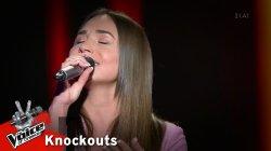 Άννα Σακκά - Δεν σ'αδικώ | 3o Knockout | The Voice of Greece