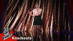 Ελιόνα Σαχπαζίδου - Je t'aime | 2o Knockout | The Voice of Greece