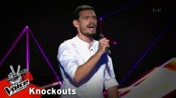 Στάθης Στιβακτάκης - Αυτόν τον κόσμο τον καλό  | 3o Knockout | The Voice of Greece