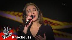 Κωνσταντίνα Τούνη - Τα ξεχωρίσματα | 1o Knockout | The Voice of Greece