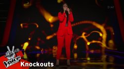 Αλεξία Χιώτη - Δυο φωνές | 2o Knockout | The Voice of Greece