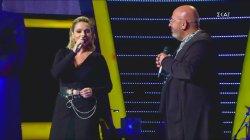 Ελεωνόρα & Γιάννης Ζουγανέλης - Να φυλάγεσαι | The Voice of Greece