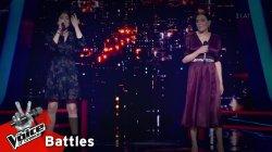 Κέλλυ Μιχαηλίδου vs Γεωργία Μανή - Ο άγγελος μου | 2o Battle | The Voice of Greece