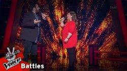 Μαρία Νεανίδου vs Νίκος Νταλάκας - Αντικριστά | 2o Battle | The Voice of Greece