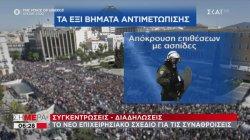 Το νέο επιχειρησιακό σχέδιο της ΕΛ.ΑΣ για συγκεντρώσεις-διαδηλώσεις