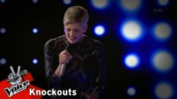 Αλεξάνδρα Γκουντιού - Down in the Bottom | 4o Knockout | The Voice of Greece