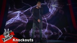 Imat Hasan - Died in Your Arms Tonight | 4o Knockout | The Voice of Greece