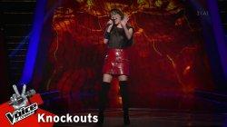 Καλένα Κτίστη  - Piece Of My Heart | 4o Knockout | The Voice of Greece
