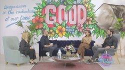 Η Λάουρα Νάργες και ο Ηλίας Γκότσης συζητούν για το Survivor