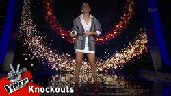 Πηνελόπη Λεοντοπούλου - To Love Somebody | 4o Knockout | The Voice of Greece