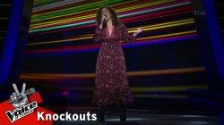 Χριστίνα Λιόλιου - Σάμπα μου ξηγιέσαι | 4o Knockout | The Voice of Greece