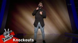 Χάρης Λουκαΐδης - Φίλα με | 4o Knockout | The Voice of Greece
