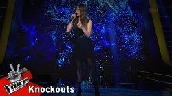 Ίρις Μουτούς - Φτάνει- φτάνει (Η ζωή μου κύκλους κάνει) | 4o Knockout | The Voice of Greece