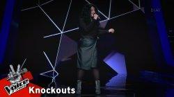 Μαρίνα Μπατσιώκη - Μια φορά κι έναν καιρό | 4o Knockout | The Voice of Greece