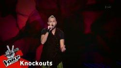 Αλέξης Νίκολας - Julia | 4o Knockout | The Voice of Greece