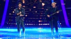 Το ντουέτο του Σάκη Ρουβά με τον Στέλιο Ρόκκο στο Voice | 4o Knockout | The Voice of Greece