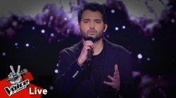 Μάριος Πασιαλής - Που να' σαι | 1o Live | The Voice of Greece