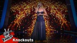 Βαλέρια Siel - Euphoria | 4o Knockout | The Voice of Greece