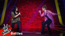 Έλενα Συμεωνίδου vs Αλεξάνδρα Σιέτη - I'm outta love | 1o Battle | The Voice of Greece