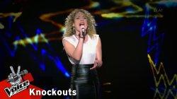 Κωνσταντίνα Βλάση - Mamma Knows Best | 4o Knockout | The Voice of Greece