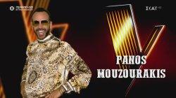 Πάνος Μουζουράκης Best of | Τελικός | The Voice of Greece