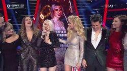 Η νικήτρια του The Voice