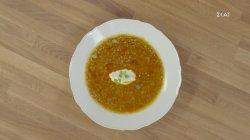 Παραδοσιακές φακές σούπα