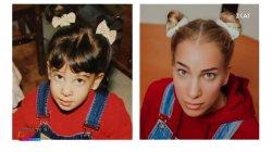 Οι αντιδράσεις των μαθητών βλέποντας την αναβιωση των παιδικων φωτογραφιών τους