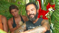 Γιώργος Α.: Ο Αλέξης είναι ο Δρακουμέλ και ο Τριαντάφυλλος η Ψιψινέλ