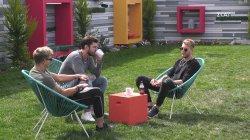 Exclusive Video | Ο Γιώργος ξεκαθάρισε την θέση του στον Άρη και στον Γιάννη για την σχέση του με την Έλενα