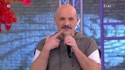 Το μπλε μουστάκι του Μουτσινά