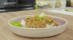 Ρύζι με χούμους & κάσιους