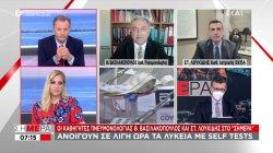 Βασιλακόπουλος: Τα κορωνοπάρτι μπορεί να κοστίσουν το Πάσχα