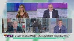 Βασιλακόπουλος: Δεν είμαστε σε θέση να ανοίξουμε τίποτα