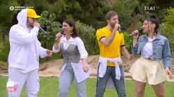 Vox το συγκρότημα που τραγουδά χωρίς μουσική - Παράγουν μουσική με τη φωνή τους
