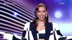 Εντυπωσιακή η Ελένη Φουρέιρα στον ημιτελικό του HoF