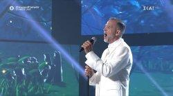 Ο Πάνος Μεταξόπουλος στη σκηνή του  House of Fame