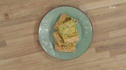 Τάρτα με κολοκυθάκια & τυρί