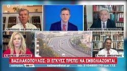Βασιλακόπουλος: Οι έγκυες πρέπει να εμβολιάζονται